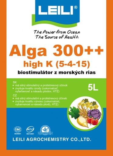 Alga 300++ high K